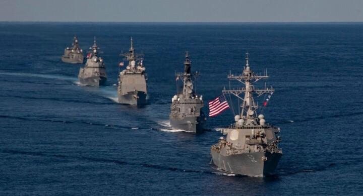 Mar Cinese bollente. Cosa succede tra Usa e Giappone