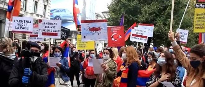 L'Armenia è sola sotto i colpi di Azerbaijan e Turchia. L'appello di Gayane Khodaveerdi  (Uai)