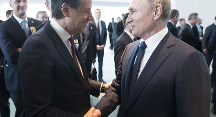 Energia, trasporti, alimentare. Tutte le mire della Russia in Italia