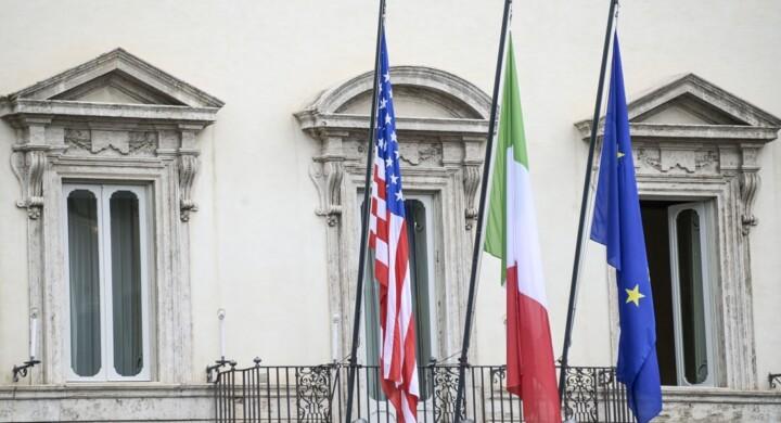 Italia-Usa, l'amicizia continua. Dieci milioni alle aziende contro il Covid