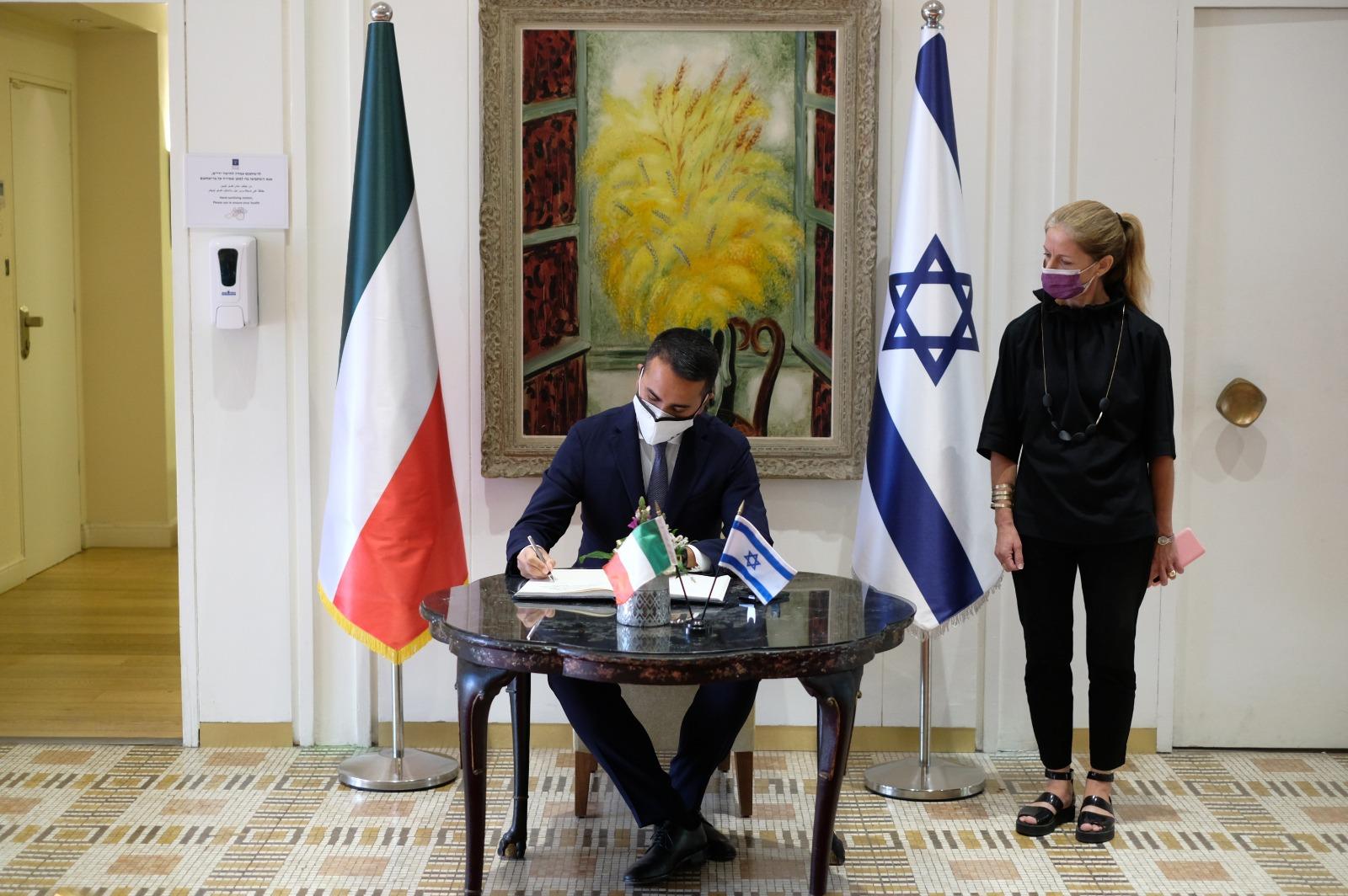 Israele e la diplomazia del vaccino. L'Italia come la Germania