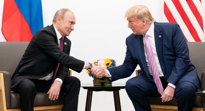 Trump e Putin vicini all'accordo sul trattato nucleare New Start