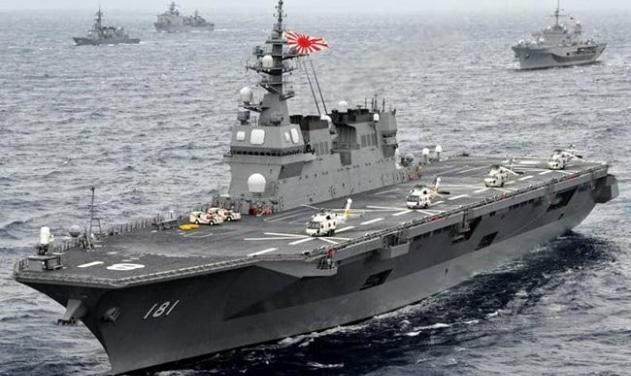Keen Sword, così Tokyo e Washington si esercitano davanti a Pechino