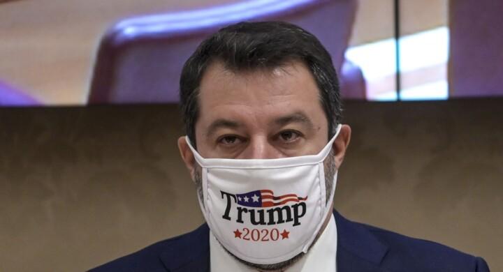 Ma Salvini ha capito che ha vinto Biden? Il corsivo di Arditti