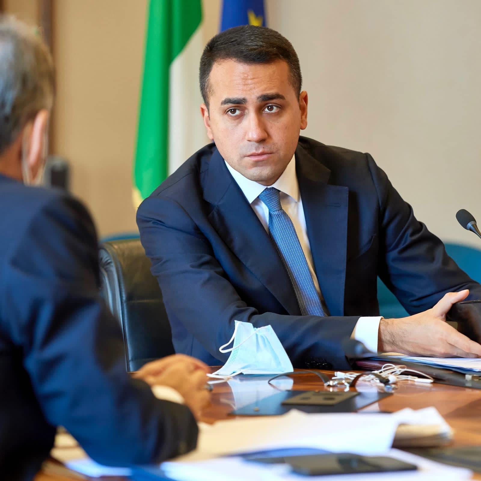 Di Maio breaks into debate among Italian progressives, as they look to Biden