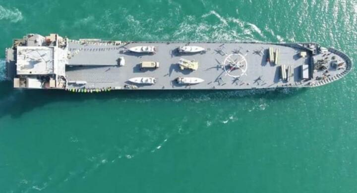 Ombre cinesi per l'armatore del cargo italiano ora nave militare dell'Iran