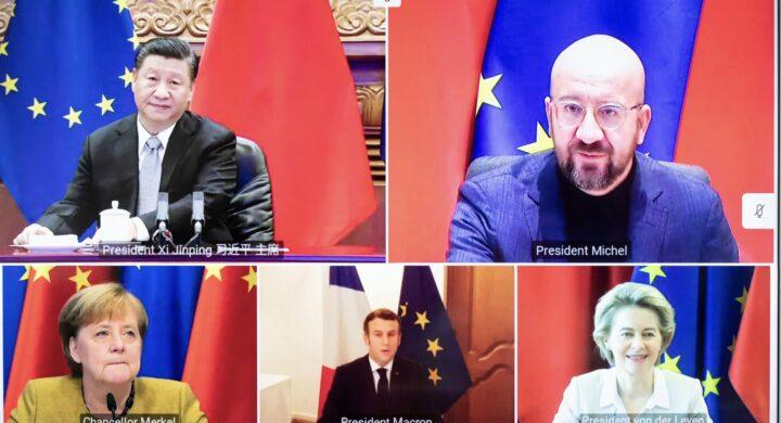 Effetto Biden. L'Ue congela l'accordo commerciale con la Cina