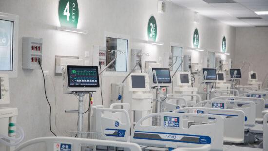 sanità digitale digital health ospedale posti letto