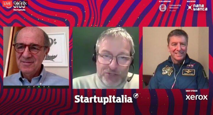 Dallo Spazio alla finanza. Il dialogo tra Roberto Vittori e Corrado Passera