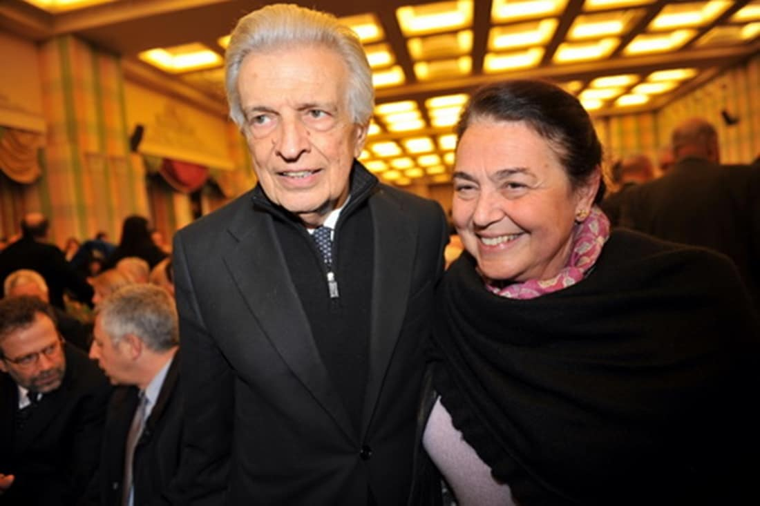Furio Colombo, Fiorella Kostoris