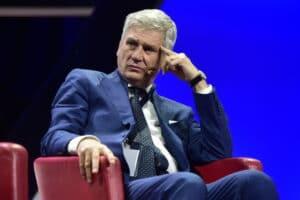 007, Pietro Benassi è la nuova autorità delegata. Le foto