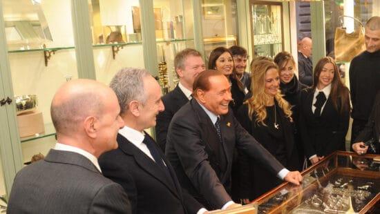 Fabiola Cinque Berlusconi e Maria Rosaria Rossi