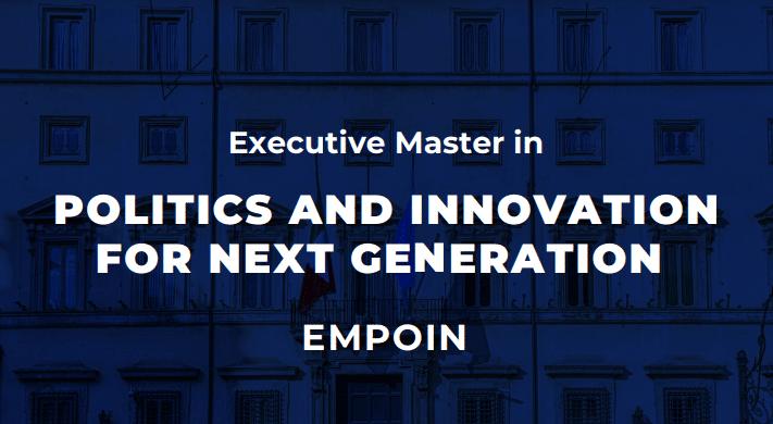 ANGI e LUM insieme per l'innovazione: nasce il primo master tra Politica e Innovazione
