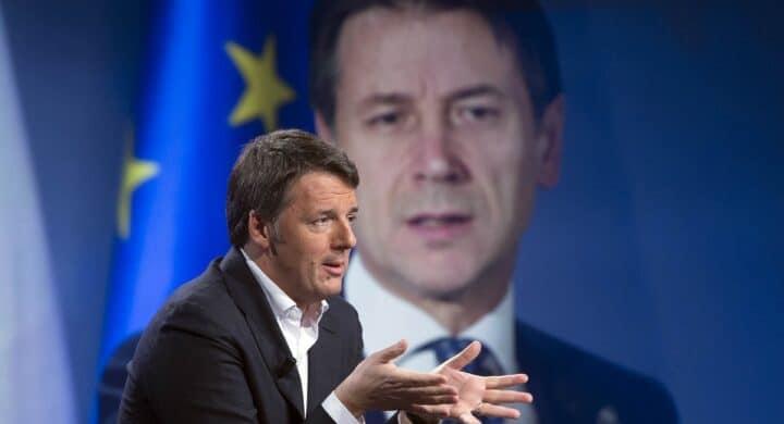 Conte-ter? Senza Renzi. La doccia fredda di Palazzo Chigi