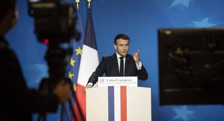 Europa sovrana con autonomia strategica. Ecco il manifesto di Macron