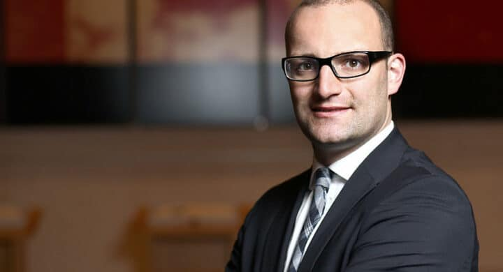 Se il ministro della salute tedesco corre per guidare la Cdu