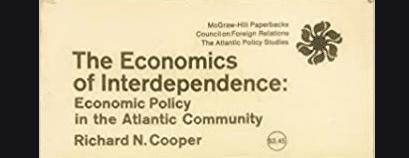 Richard N. Cooper: la scomparsa di un innovatore