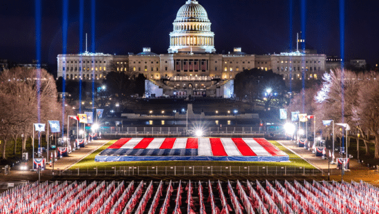 inauguration biden washington
