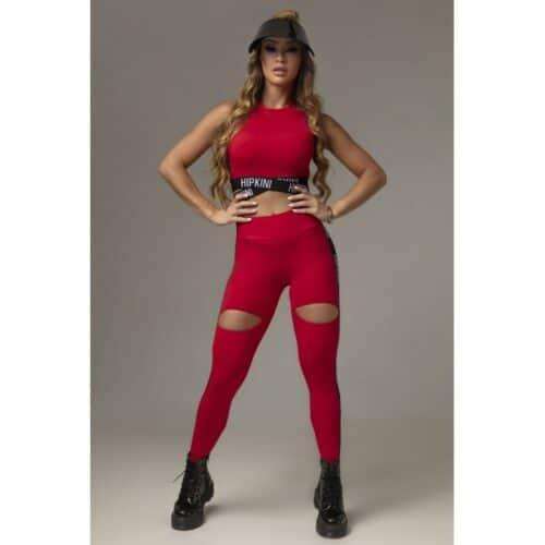 Wonder Woman abbigliamento fitness Fantaleggins