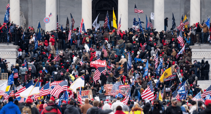 Washington, Capitol Hill: preservare sicurezza e stato di diritto
