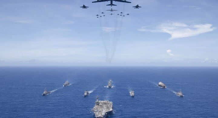 Una flotta intorno alla Cina. I piani di Washington nell'Indo-Pacifico