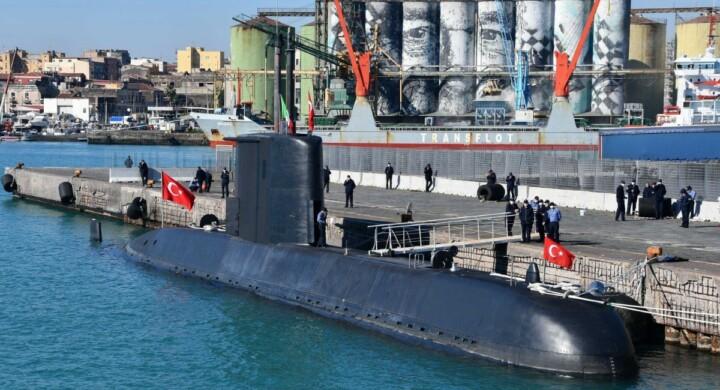 Guerra sottomarina intorno all'Italia. L'esercitazione Nato