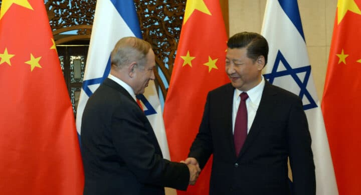 Usa-Israele-Cina. Un triangolo che guarda all'Iran