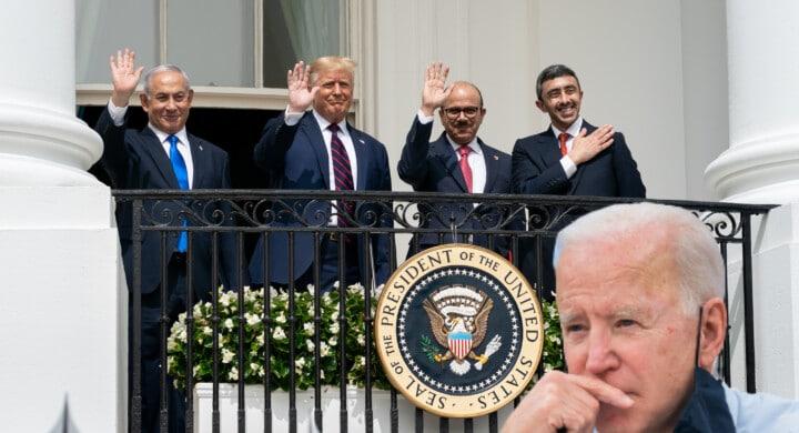 Biden disfa la tela di Trump anche in Medio Oriente