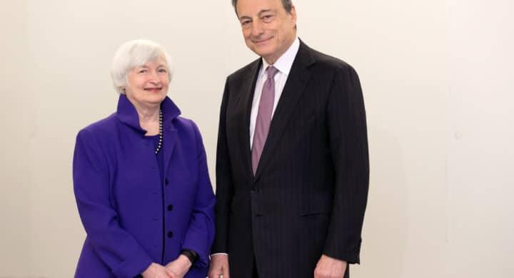 Da Washington DC a Berlino, Sapelli spiega chi vuole Draghi a Chigi