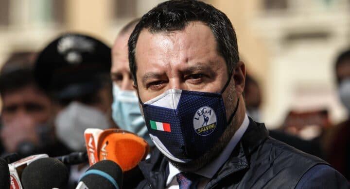 Salvini's League European shift lands in Brussels