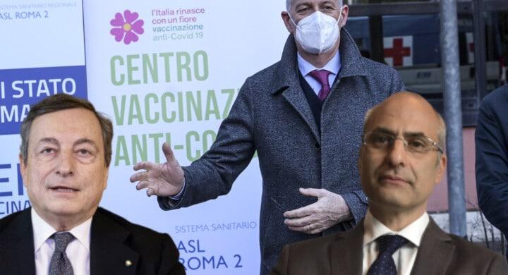 Il piano vaccini di Draghi? Inizia con le nomine della Sicurezza