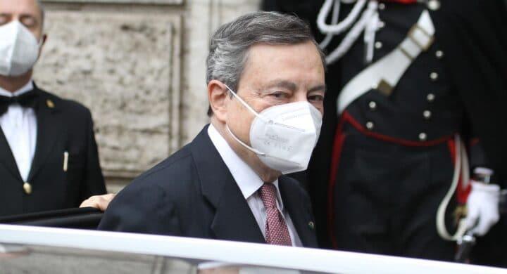 Sicurezza nazionale, ecco il filo rosso del discorso di Draghi