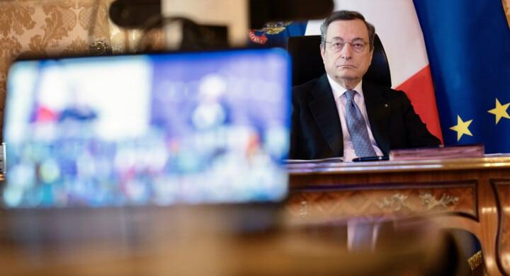 La voce di Draghi e il disagio dell'Italia sui vaccini. La ricostruzione di Malgieri