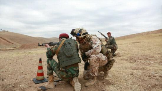 Italian soldiers in Iraq