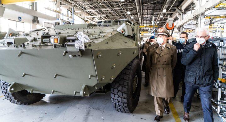 Arriva il Centauro 2. Nuovo anti-tank per l'Esercito