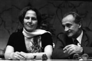 101 anni dalla nascita di Nilde Iotti. Le foto d'archivio Pizzi