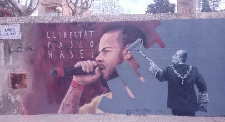 Il caso del rapper Hasél arrestato in Spagna dovrebbe preoccupare tutta l'Europa