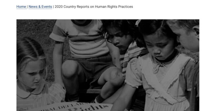 Washington contro Pechino sui diritti umani. Il report di Foggy Bottom