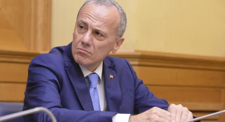 Stiamo con Draghi o Putin? La sveglia di Vito (Copasir)