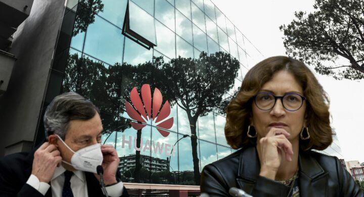 Draghi non ci casca! Ecco chi (non) c'era alla kermesse di Huawei