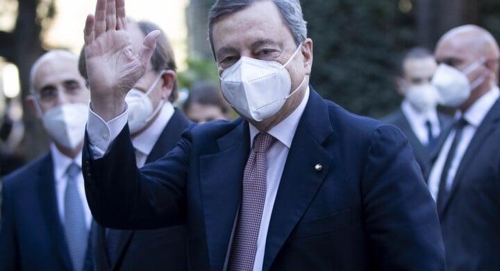 Francesco e Draghi, remare sulla stessa barca. La lettura di Cristiano