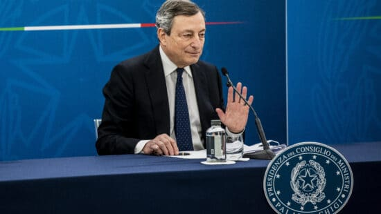 draghi piano vaccinale