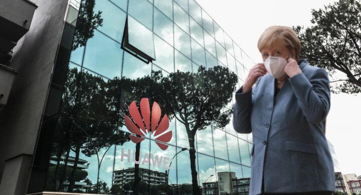 No way, Huawei. Un pezzo di Cdu sfida Merkel sul 5G