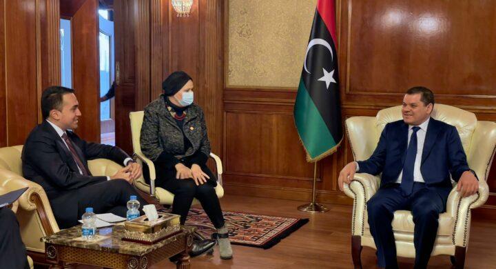 Di Maio in Libia con un occhio al bilaterale Roma-Washington