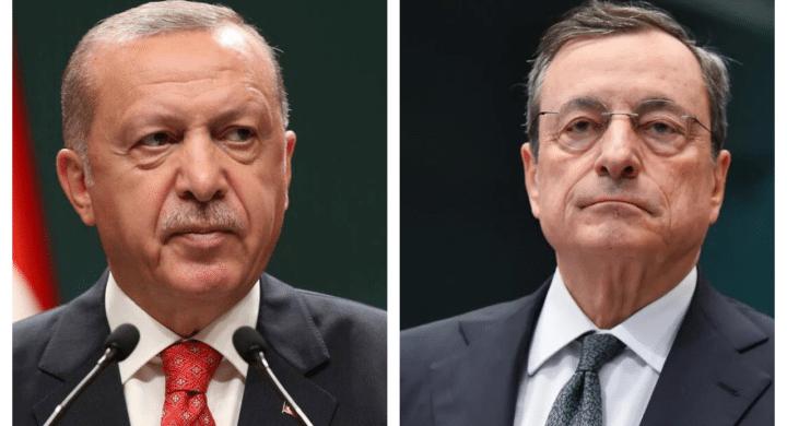 Erdogan? Un dittatore. Ecco cosa ha detto Draghi