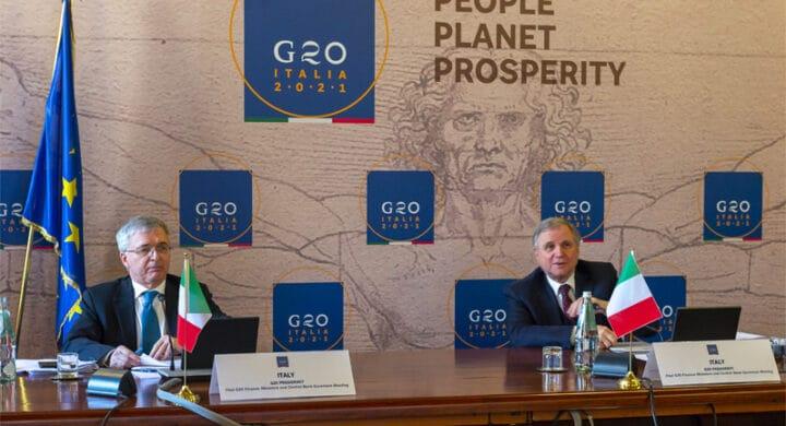 G20: priorità a innovazione e trasformazione digitale per l'Italia