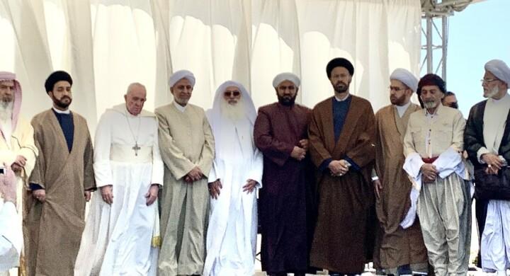 L'Islam (grazie a Francesco) cerca di chiudere la sua guerra dei 40 anni