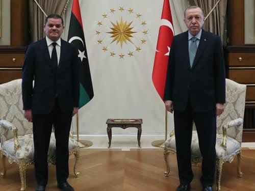 Accordi e intenti, così Ankara mira alla Libia