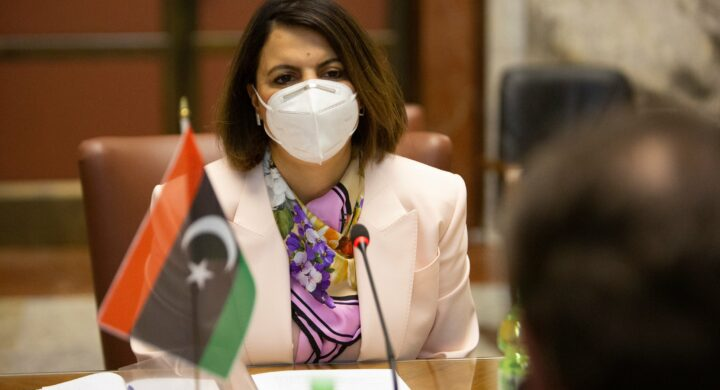 Libia partner privilegiato dell'Italia. La visita della ministra Mangoush