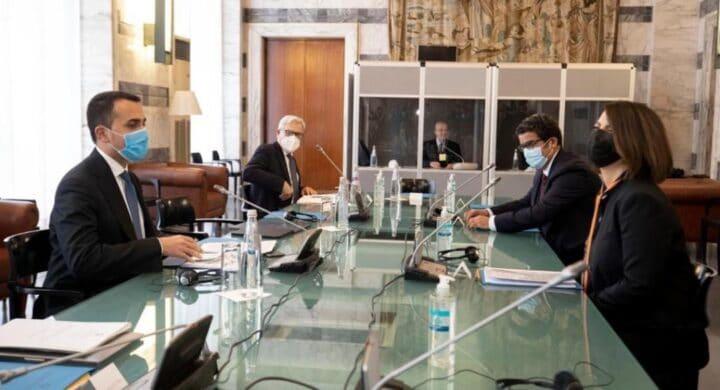 Per il primo viaggio in Ue Tripoli sceglie Roma. Ecco perché